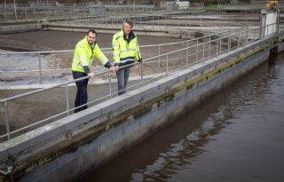 Sponswerking bodem inzet voor waterschap