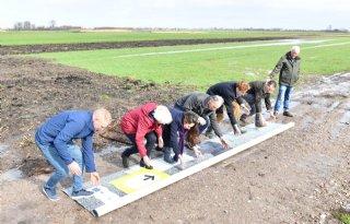 Boeren+openen+landingsbaan+voor+weidevogels