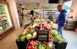 Consument geeft meer uit aan duurzaam voedsel