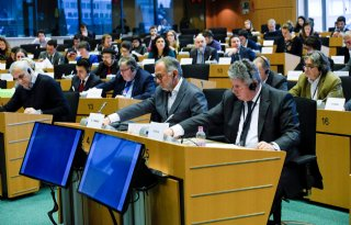 Europees Parlement wil 55 procent CO2-reductie in 2030