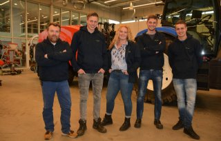 Helicon+Boxtel+strijdt+op+AgrOlympics