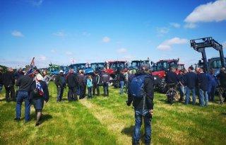 TV: Hele dag updates boerenprotest op nieuweoogst.nl