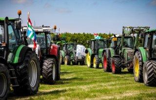 Boeren+willen+demonstreren+in+Den+Haag