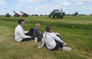 Boeren zijn te moe om bevingsschade te melden