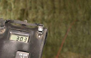 Univé: veehouder wees alert op hooibroei