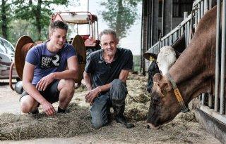 Melkveehouder profiteert van duikerafsluiters
