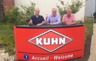 Weevers+wordt+dealer+van+Kuhn+en+Rauch+in+Flevoland