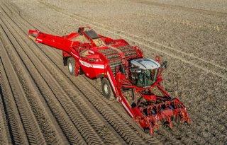 Grimme met veel machines op Potato Europe