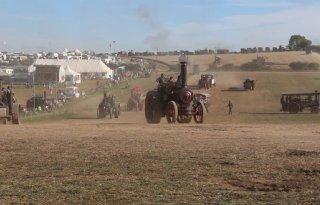 TV: Veel stoom op Steam Fair Dorset