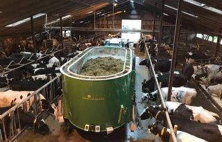 Scherp melk produceren