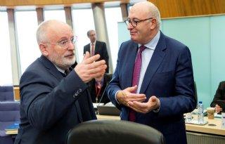 Timmermans+moet+EU+klimaatneutraal+maken