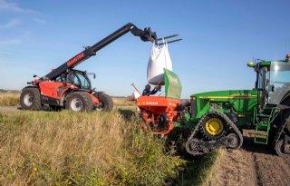 Project 'Groen op zaad' voor nieuwe zaaizaadbehandeling