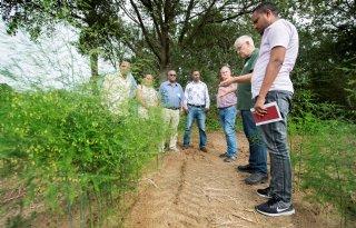 Limburgs project impuls voor agrarisch onderwijs Ethiopië