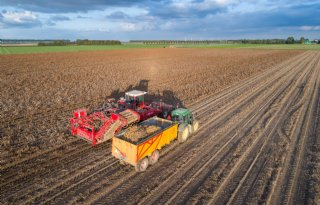 VTA+voorspelt+gemiddelde+aardappelopbrengst