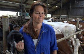 Boerin wil erkenning als zuurstofproducent