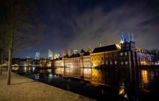 Grote+groepen+boeren+onderweg+naar+Den+Haag