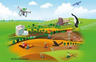 WUR+schetst+toekomst+natuurinclusieve+landbouw