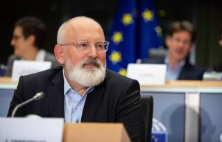 Timmermans+botst+met+PvdD+in+Europarlement