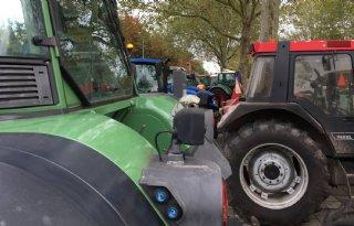 Vijftig+aanhoudingen+bij+boerenprotest+afvalverwerker