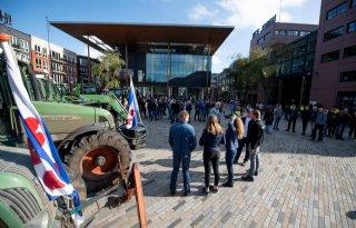 Noord-Hollandse boer wil bij Friesland horen