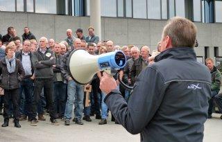 Midden-Brabant neemt estafettestokje boerenprotest over
