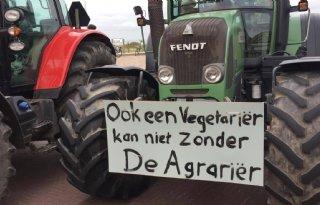 Agractie roept op tot boerenprotest bij Catshuis