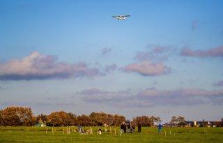 Vliegtuig+meet+CO2%2Duitstoot+Friese+veenweide
