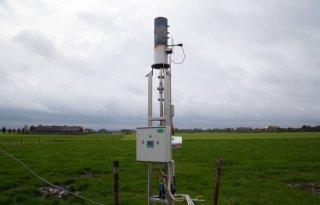 Melkveehouder verstookt honderden kuubs methaan per dag