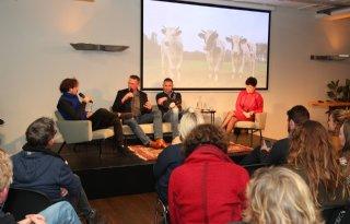 Debat praat stedelingen bij over boerenprotest