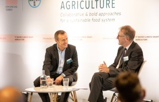 Wankele balans landbouw is drijfveer voor Bayer