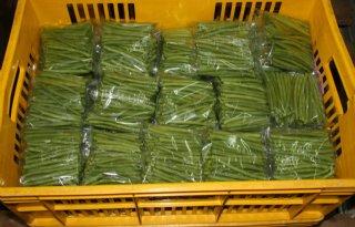 Nauwelijks residu op groente en fruit uit Nederland