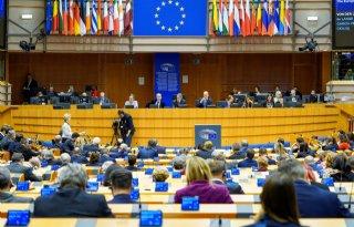 Europees Parlement ratificeert handelsverdrag met Britten