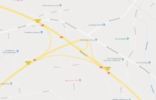 Boeren+blokkeren+snelwegen+in+Twente