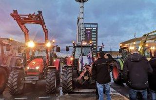 Acties+boeren+en+bouwers+verspreid+over+hele+land