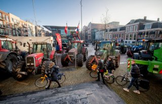 Ook+dit+boerenprotest+kan+op+steun+rekenen