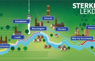 Zorgen om landonteigening Lekdijk
