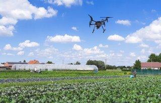 Opmars+precisielandbouw+in+Belgische+groenteteelt