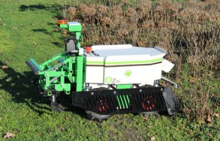 Analyse: precisielandbouw is rechterhand van veldrobot