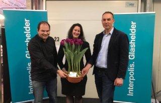 Tulp+Roeska+wint+Tulpenprijs+tijdens+vaktentoonstelling