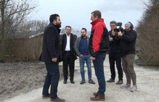 Partijprogramma Denk 'op de schop' na bezoek aan akkerbouwer