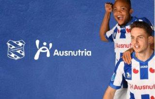 Zuivelconcern+Ausnutria+nieuwe+hoofdsponsor+sc+Heerenveen