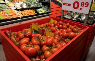 Consumptie verse groenten en fruit blijft stijgen