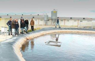 Dutch Farmer Solutions test mestverwerker in Spanje