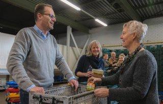 HAK roept op om pot van voedselbanken te vullen