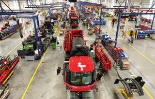 Agrifac heeft duurzaamste fabriek van Nederland