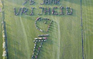 Achterhoekse+boeren+herdenken+75+jaar+vrijheid