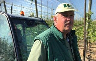 Fruitteler Van Doorn: 'PlanetProof? Betalen of stoppen'