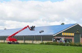 Reinigen voor behoud van zonnepanelen