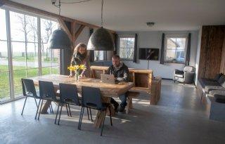 Boeren Schiermonnikoog gaan kopje onder zonder toeristen
