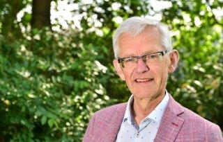 Landbouweconoom+Krijn+Poppe+koninklijk+onderscheiden